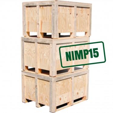Caisse haute NIMP15 (lot de 3)