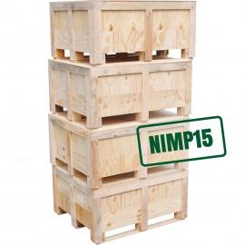 Caisse basse NIMP15 (lot de 4)