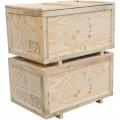 Caisse bois contreplaqué produit lourd sur mesure 1